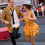 Disneyland  and Club Lucky June 2009 032