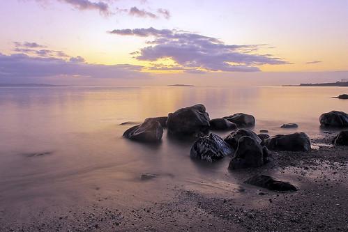 longexposure sea summer sky seascape sunrise canon outdoors scotland interestingness edinburgh canon300d tide naturallight stuart explore forth f22 colourful 18mm cramond stuartstevenson tootiredtouploadlastnight ©stuartstevenson