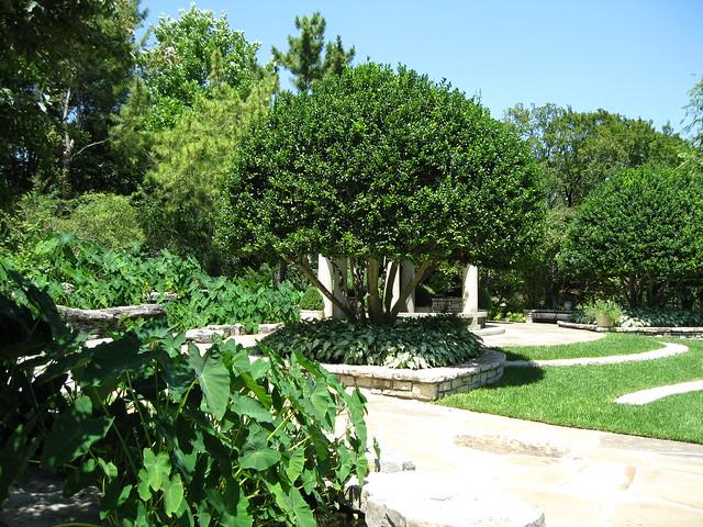 Ft Worth Botanical Gardens Fuller Gardens Flickr Photo Sharing