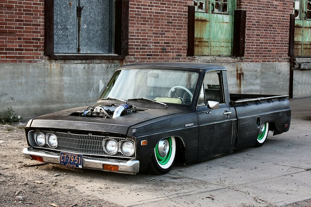 1973 Mazda 1800 Truck