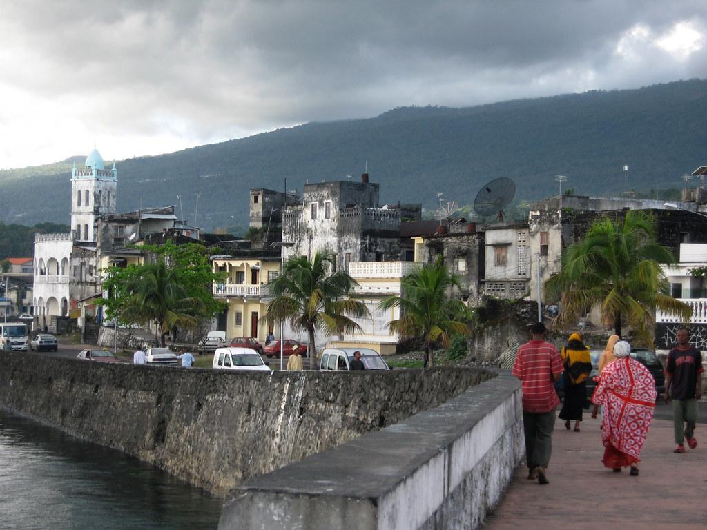 Moroni, Grand Comore