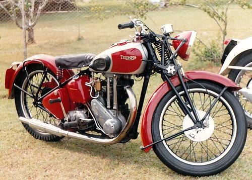 1938 Triumph 5H