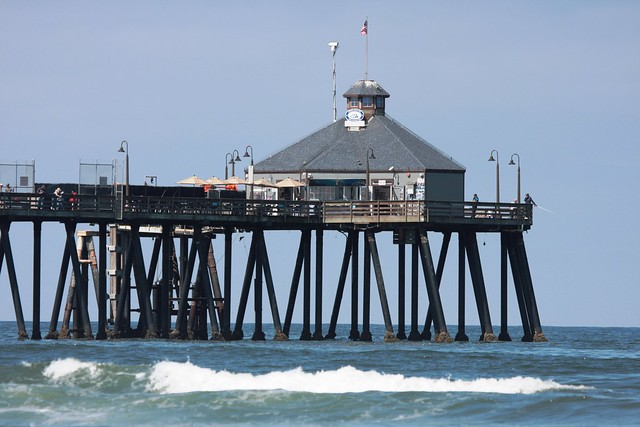 Imperial beach pier flickr photo sharing for San diego pier fishing