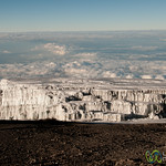 Glaciers Above the Clouds - Mt. Kilimanjaro, Tanzania