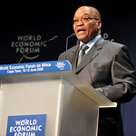 Jacob Zuma - World Economic Forum on Africa 2009