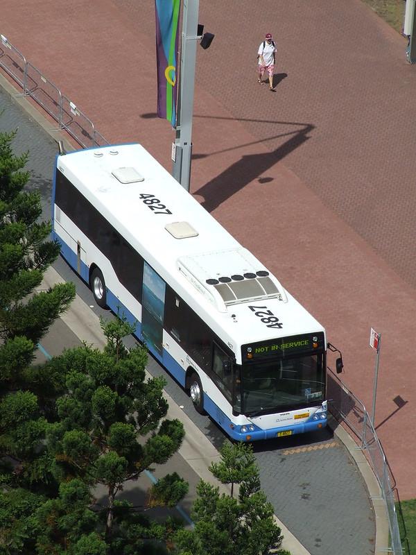 Sydney Bus 4827