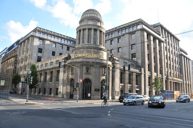 L 39 ancien siege de commerzbank dusseldorf explore citizen flickr photo sharing - Commerzbank london office ...