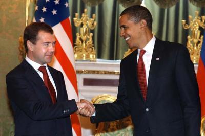 Medvedev & Obama