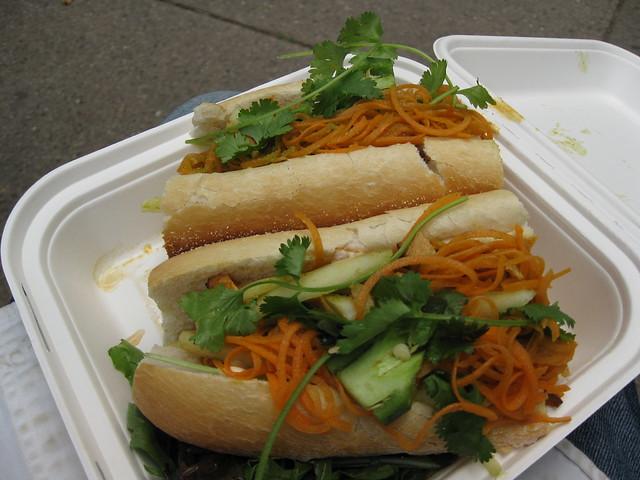 Vietnamese Hoagie or Vegan Steak Sandwich | Flickr - Photo Sharing!
