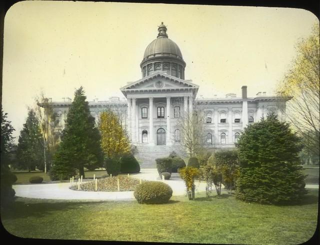 Oregon State Capitol Building In Salem Oregon Flickr
