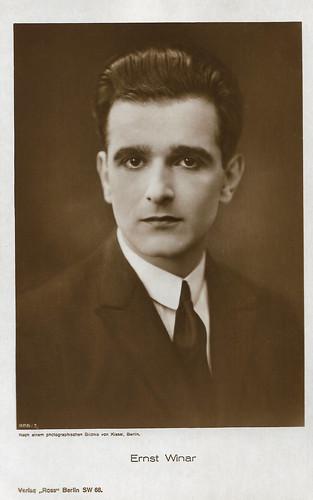 Ernst Winar
