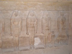Family of Khufu's pyramid engineer