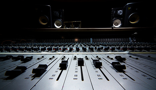 Image result for mixing desk photography