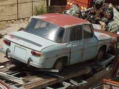 Ventimiglia scrapyard