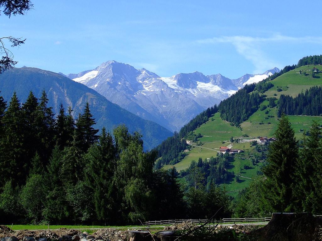 Paesaggi Estivi Di Montagna Annaclara Flickr