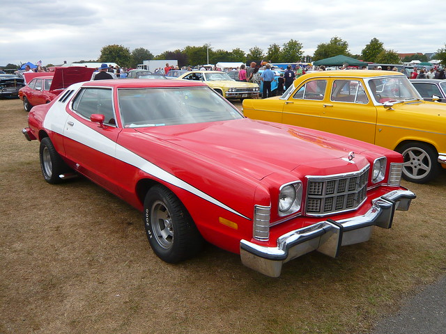 1976 Ford Gran Torino Elite | Explore Trigger's Retro Road ...