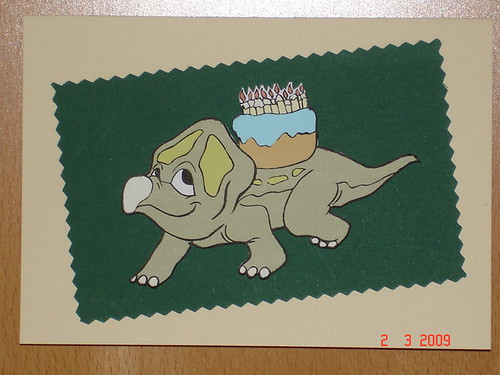 Paper Girl 23 Photos | dino b'day cake | 875