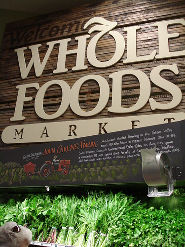 Whole Foods Santa Barbara by santa barbarian