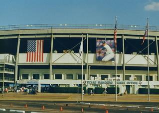Old Arlington Stadium