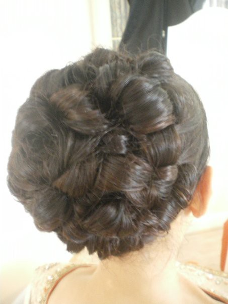 barrel curl up dos amelia garwood wedding hair make up