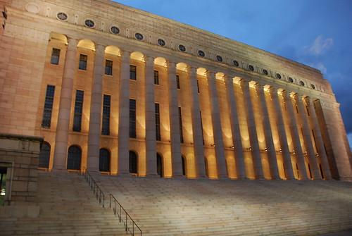 Parlament Finnlands - Eduskunta