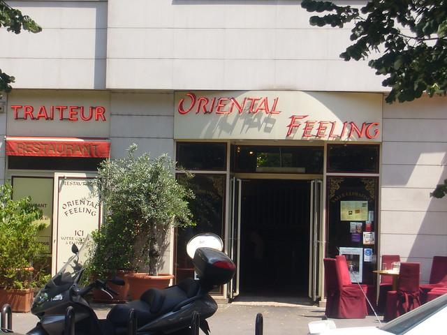 Restaurant  Rue De Bercy