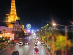 Las Vegas desktop miniature