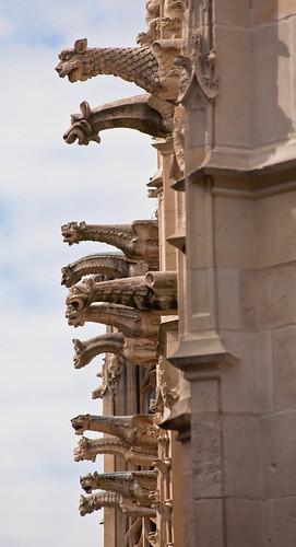 Rouen - Gargoyles
