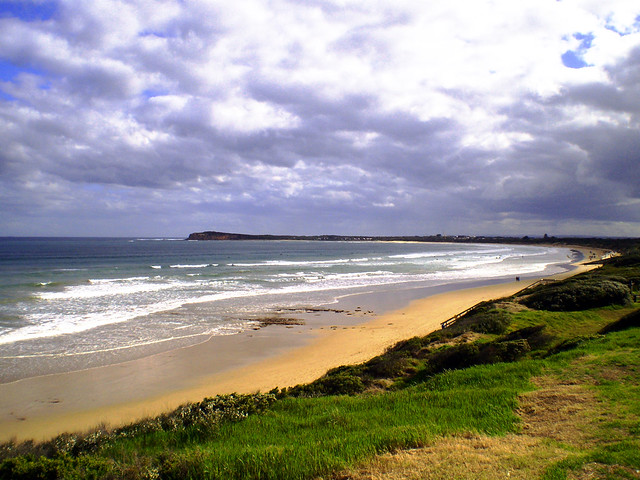 Ocean Grove Australia  City new picture : Ocean Grove Beach,Victoria Australia | Explore The Magpie Wh ...