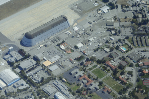 aerial view of nasa ames research center - photo #26