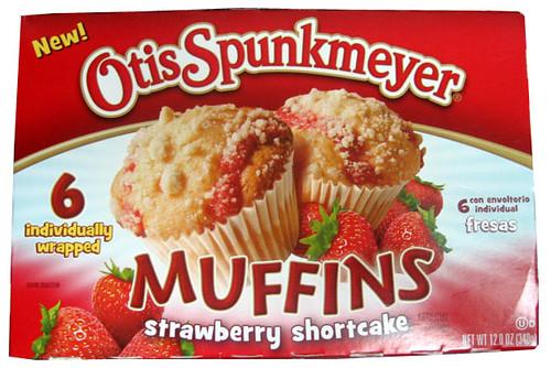 Otis Spunkmeyer Strawberry Shortcake Muffins | Read a review ...