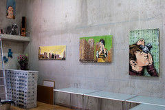 Jana & Js @ la galerie Itinerrance - Paris