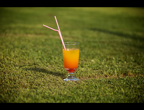 light vacation orange sun sunlight holiday green ice water glass grass canon turkey bokeh juice fresh antalya straws belek serik antonkhoff