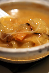 Braised fish maw broth with conpoy - DSC_0106
