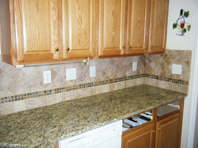 Travertine Kitchen Sink