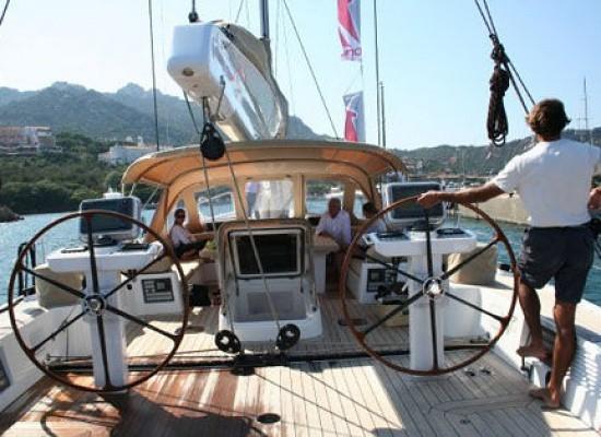 Nice Yacht: NAUTOR'S SWAN 100 2005. Ravena, Italy