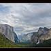 Tunnel View, Yosemite by anishsid
