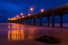 Blue Hour at the Manhattan Beach Pier