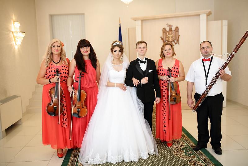 """Квартет """"Creativ"""" - превосходное звучание вашей свадьбы и любого торжества! > Фото из галереи `Главная`"""