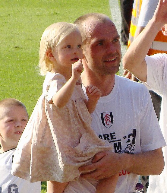Photo of Danny Murphy & his  Daughter  Mya Eve Murphy