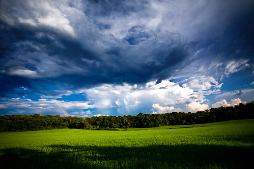 blue trees light shadow summer sky storm green field wisconsin clouds rural canon landscape photography photo rainbow midwest image country picture august 5d 2008 canonef1740mmf4lusm canoneos5d lorenzemlicka