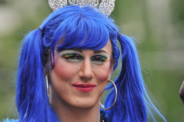portland, oregon gay pride parade 2009