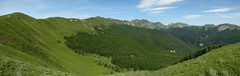 Parco nazionale dell'Appennino tosco-emiliano, il trekking