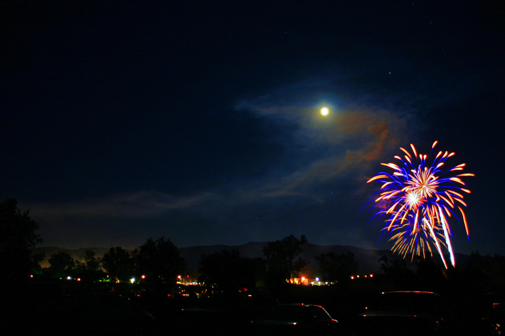 Ojai Fireworks Display I (Full version)