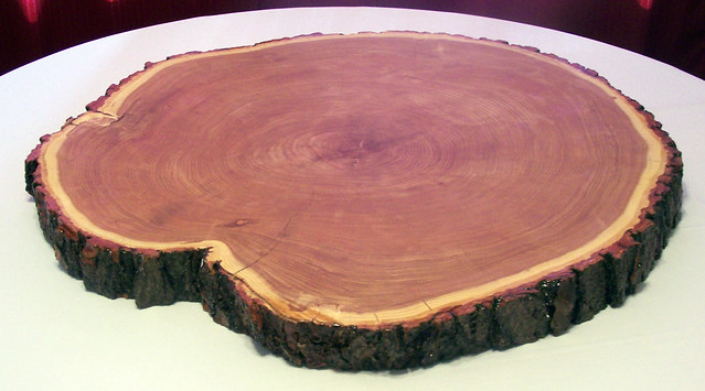 Wood Cake Stand topside Bill at Dickinson Custom Furniture in Greenfield