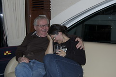 Michelle and Dad