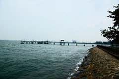 Labrador Park Beach Jetty