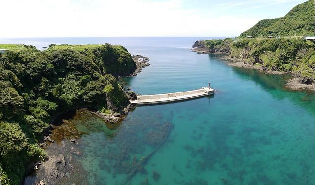 Sado Japan  city pictures gallery : Sado Island Lagoon Panorama #1, Niigata Prefecture, Japan | Flickr ...