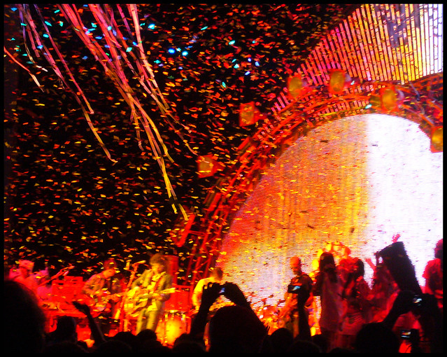 The Flaming Lips, 8/31/09, Boston
