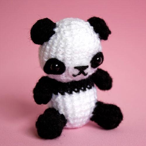 Kawaii Panda Amigurumi : Amigurumi Panda Flickr - Photo Sharing!